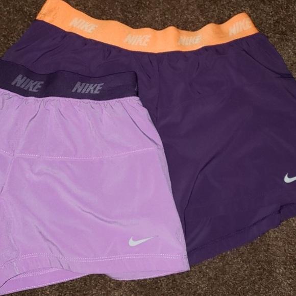Nike Pants - medium nike pro dri fit shorts
